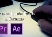 Asistencia audiovisual edición - camarógrafo