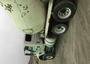 Camión mixer international