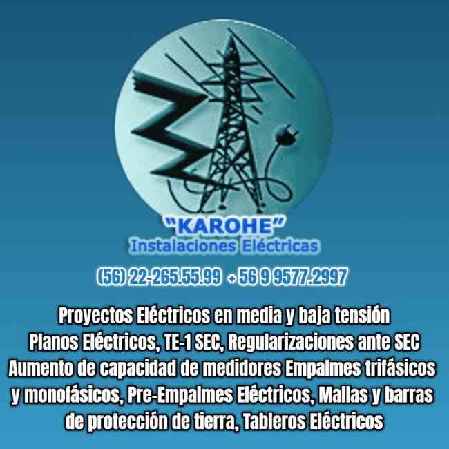 ANEXO SEC TE1 (2) 22655599 Formulario TE1 SEC Incripción ante SEC Planos Regularizaciones Electrica