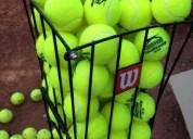 Clases de tenis particulares y grupales adultos .