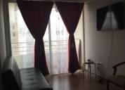 Departamento amoblado 3 dormitorios en alto hospic