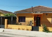 Se vende casa villa alemana $95000000 central