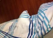 Vendo 2 cobertores de plaza y media
