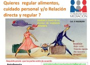 Mediación familiar voluntaria