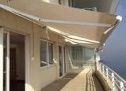 Penthouse impresionante vista al mar reÑaca /vd191