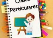 Profesora titulada con mucha experiencia,clases