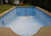 Mantencion de piscinas vaitiare