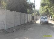 Reparacion e instalacion muros tipo bulldog