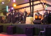 Orquesta tropical san cristobal ameniza eventos