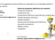 Electrico autorizado clase a