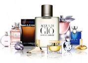 Perfumes originales efectivo o tarjetas