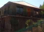 Vendo hermosa casa en el cajon del maipo
