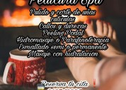 Pedicura completa spa