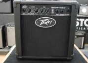 Amplificador peavey backstage 2 10 watts + cable