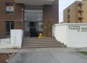 arriendo departamento amplio3d2b cond.tadeo haenke