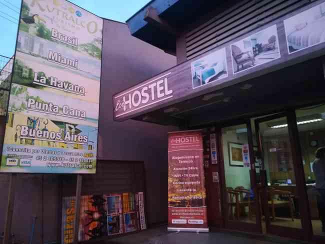 ECO hostel temuco