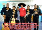 A todo mariachi artistas chilenos charros