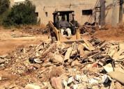 Retiro de escombros y basuras en los Ángeles