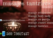 Exquisitos masajes profecionales