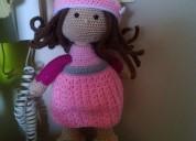 Clases de tejido crochet y palillos