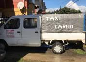 Chofer taxi cargo