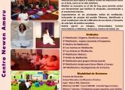 Instructorado en meditación integral.-