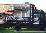 Vendo o permuto mi food truck