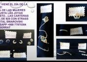 joyas de plata y carteras