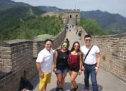 Guía de habla español en beijing/pekín,shanghai