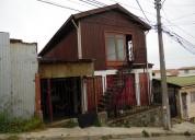 Casa en valparaiso, c° toro.