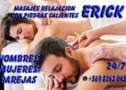 Masajes para hombres mujeres y parejas