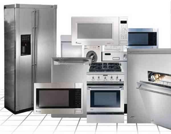 Retiro de todo tipo de electrodomésticos, muebles