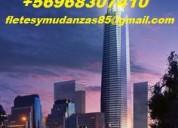 Fletes mudanzas economi independencia +56968307410