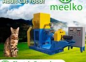 Meelko extrusora para alimentacion gatosmked070b