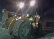 Soy operador excavadora, cargador frontal, buldoc,