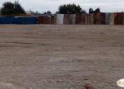 Excelente terreno comercial penaflor 3010 m2
