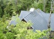 Linda parcela con casa en chonchi 14000 m2, contactarse.