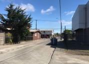 Gran terreno con casas en poblacion esmeralda.
