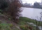 Venta de parcela con orilla rio san pedro 8000 m2