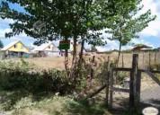 Santa juana terreno 2400 m2