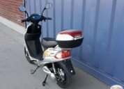 Excelente Scooter electrica ES45 pedal 350W