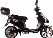 Excelente scooter electrica homologada