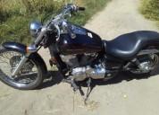 Vendo excelente honda spirit shadow 750 cc 70000 km kms