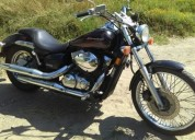 Vendo excelente honda shadow spirit 750 70000 km kms