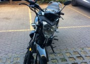 Vendo excelente  motocicleta 18500 km kms