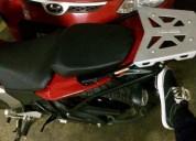 Vendo excelente moto yamaha fzn 150 2018 en santiago