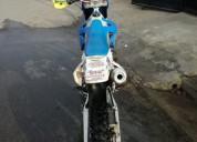 Excelente moto tm en 250 enduro en valparaíso