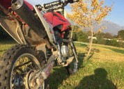 Moto honda crf 150 aÑo 2012