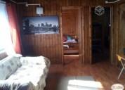 Excelente cabañas rusticas lawal niebla 2 dormitorios 70 m2