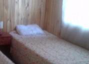 Excelente cabaña amoblada 2 dormitorios 36 m2
